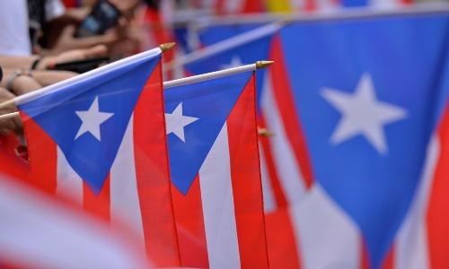プエルト・リコ国旗