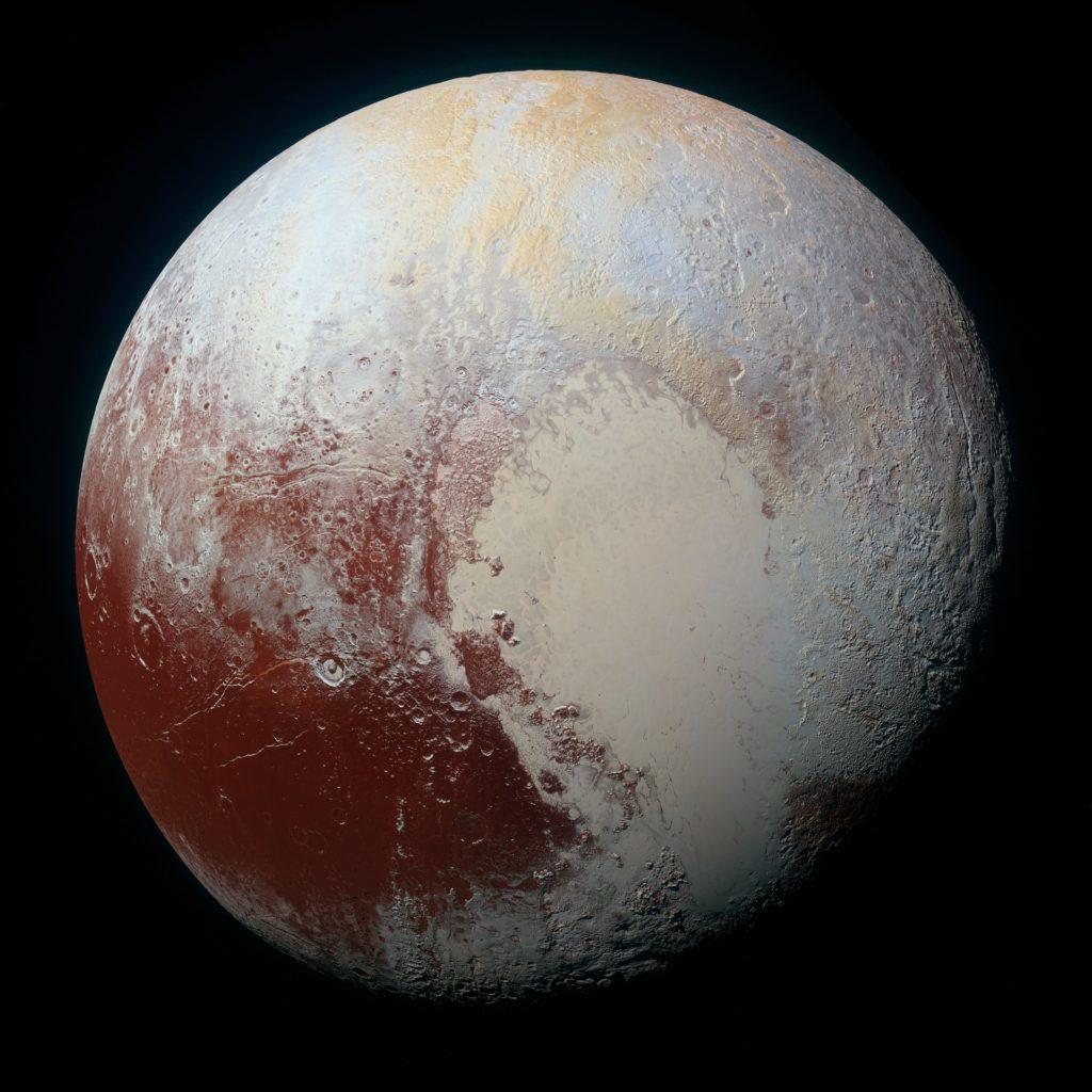 冥王星Plutoが惑星から準惑星になった理由と惑星の条件とは?