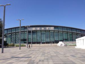 北京国家体育館